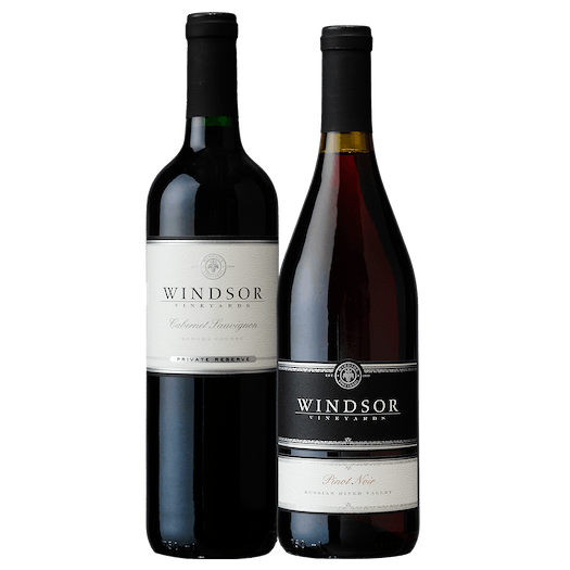 Windsor Pairing 2-Bottle Red Collection