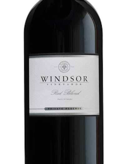 2013 Windsor Red Blend, Paso Robles, Private Reserve, 1.5L