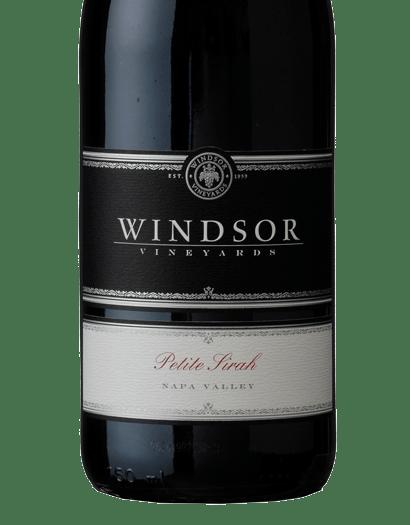 2014 Windsor Petite Sirah, Napa Valley, Platinum Series, 750ml