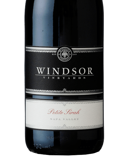 2014 Windsor Petite Sirah, Napa Valley, Platinum Series, 1.5L