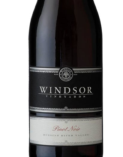 2015 Windsor Redfin 4 Pinot Noir, Russian River Valley, Platinum Series, 750ml