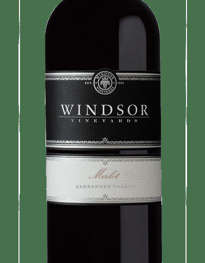 2016 Windsor Merlot, Alexander Valley, Platinum Series, 750ml