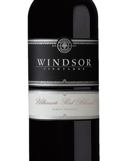 2014 Windsor Vineyards Ultimate Red Blend, Napa Valley, Platinum Series, 750ml