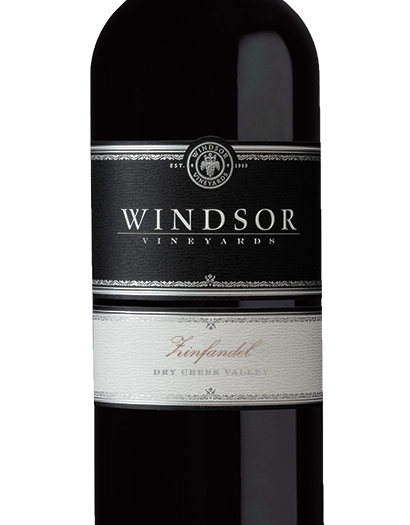 2015 Windsor Zinfandel, Dry Creek Valley, Platinum Series, 750ml
