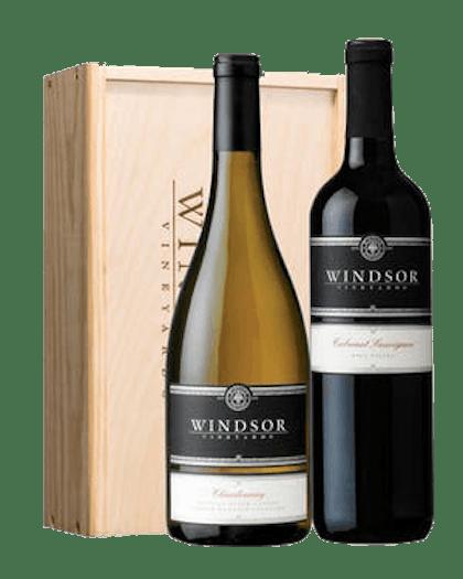 Windsor Platinum Executive 2-Bottle Gift Set
