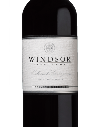 2015 Windsor Cabernet Sauvignon, Sonoma County, Private Reserve, 750ml