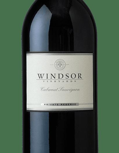 2016 Windsor Cabernet Sauvignon, North Coast, Private Reserve, 1.5L