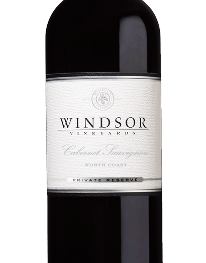 2016 Windsor Cabernet Sauvignon, North Coast, Private Reserve, 750ml