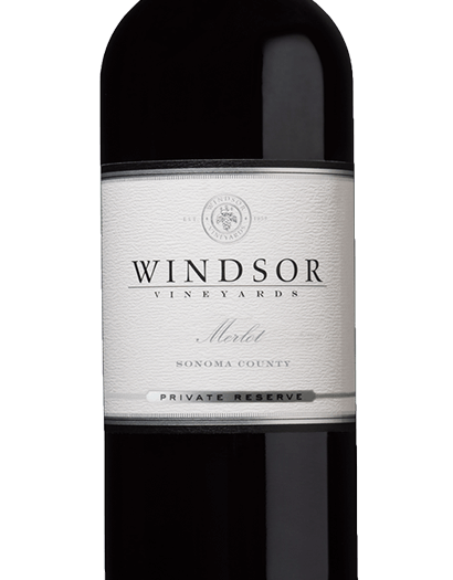 2014 Windsor Merlot, Sonoma County, Private Reserve, 750ml
