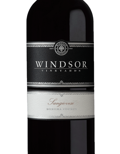 2016 Windsor Sangiovese, Sonoma County, Platinum Series, 750ml
