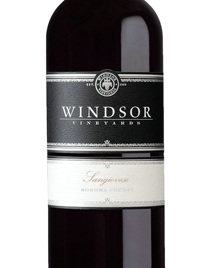 2016 Windsor Sangiovese, Sonoma County, Platinum Series, 750ml