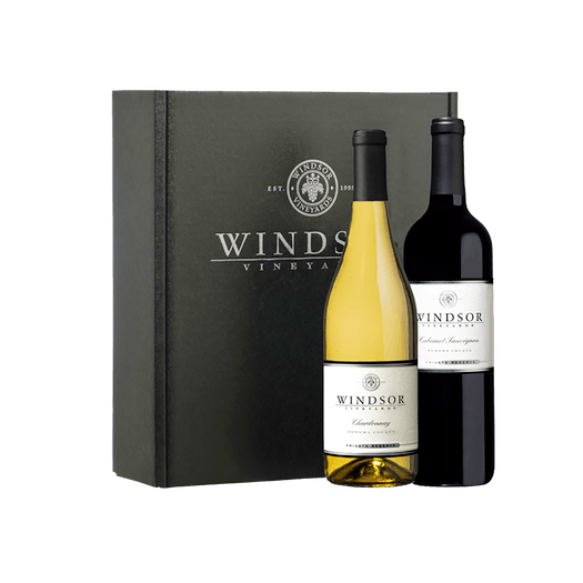 Windsor VIP Duet 2-Bottle Gift Set - Black Box