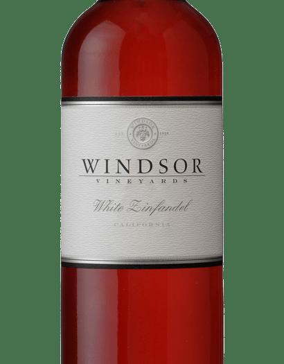 2016 Windsor White Zinfandel, California, 750ml